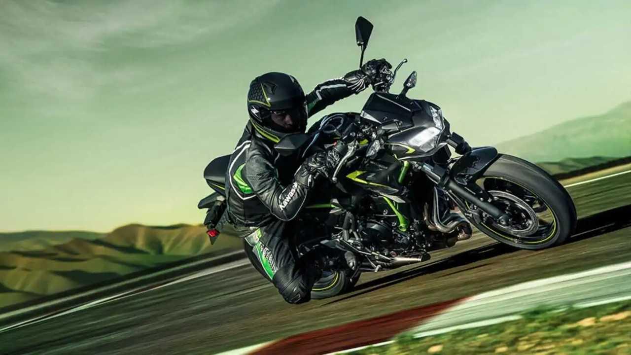 Kawasaki Gives The Z650 Two Striking New Color Options