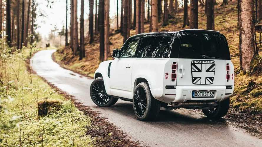 Land Rover Defender от Startech