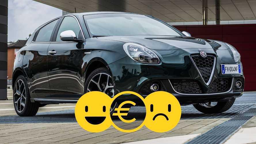 Promozione Alfa Romeo Giulietta diesel, perché conviene e perché no