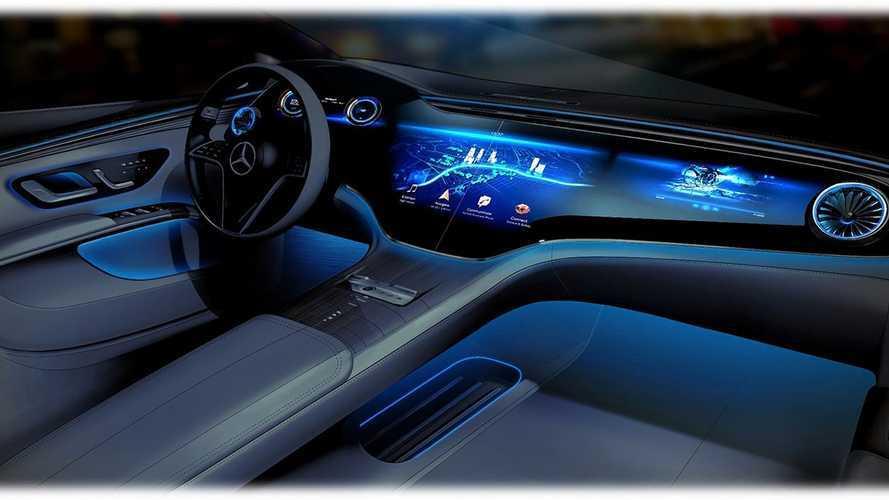 Vidéo - Découvrez les différentes ambiances sonores de la Mercedes EQS