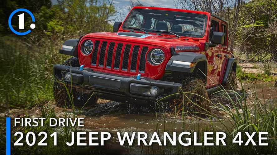 2021 Jeep Wrangler 4xe First Drive Review: Old Dog, New Tricks