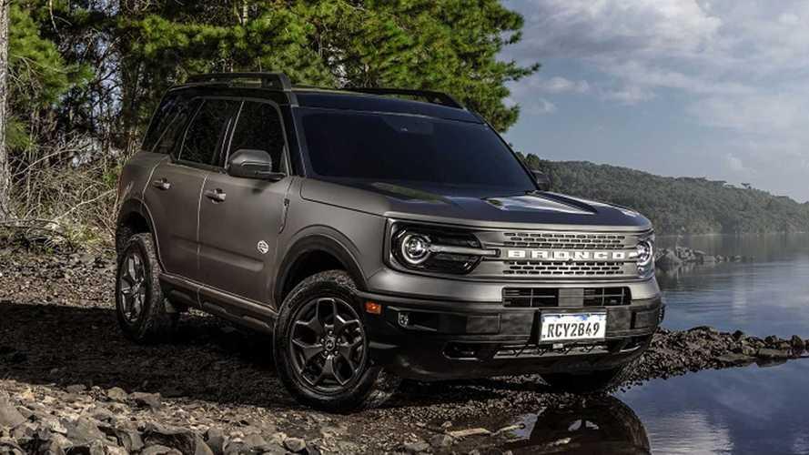 Ford Bronco Sport 2022 será lançado no Brasil no dia 20 de maio