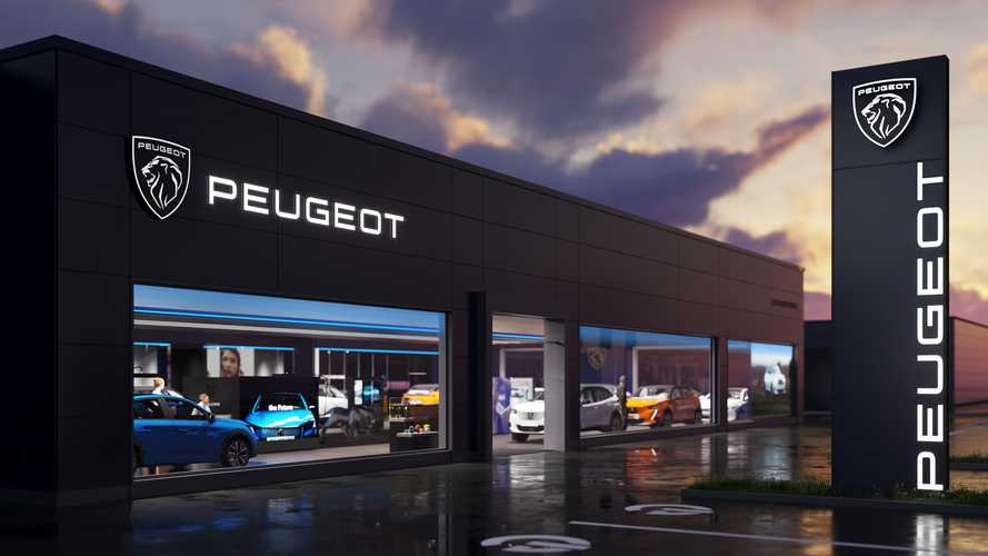 Peugeot introduces new brand logo that symbolises upmarket move