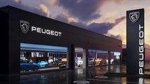 peugeot new brand logo