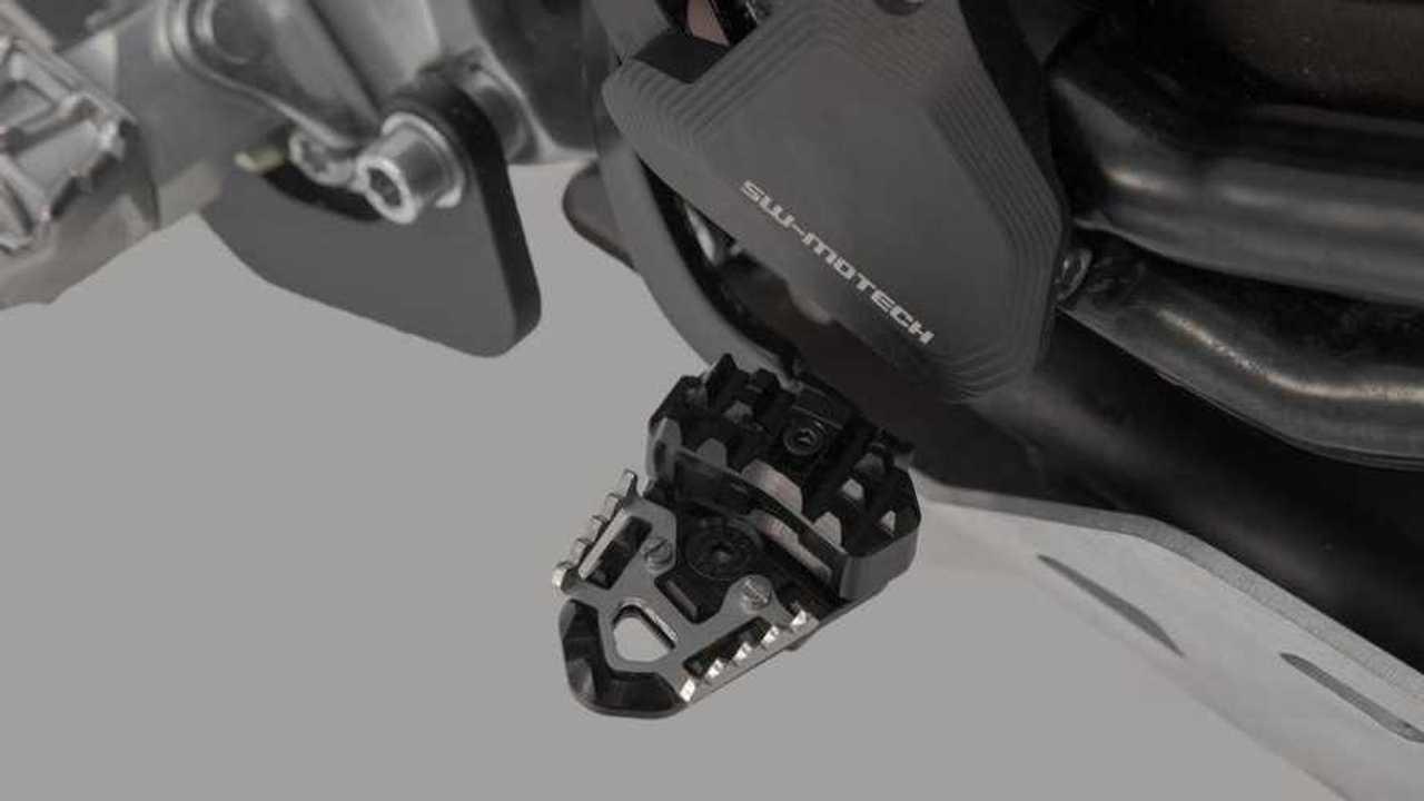 SW-Motech Brake Pedal Extension - Main