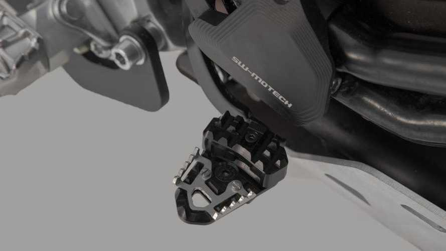 SW-Motech Brake Pedal Extensions Are Now Available For More ADVs