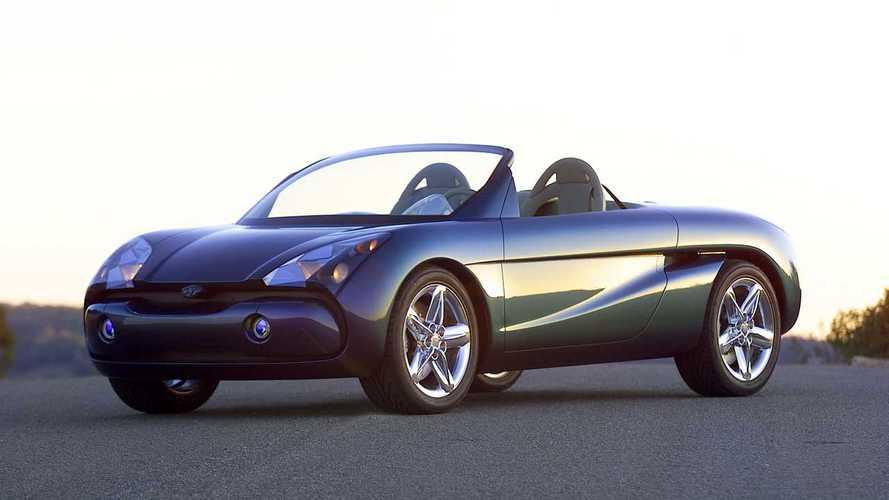 Концепт-кар Hyundai HCD6 (2001 год)