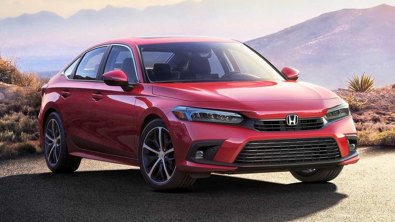 Nuova Honda Civic Sedan (2021)