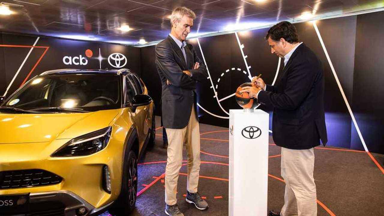 Toyota, patrocinador de acb