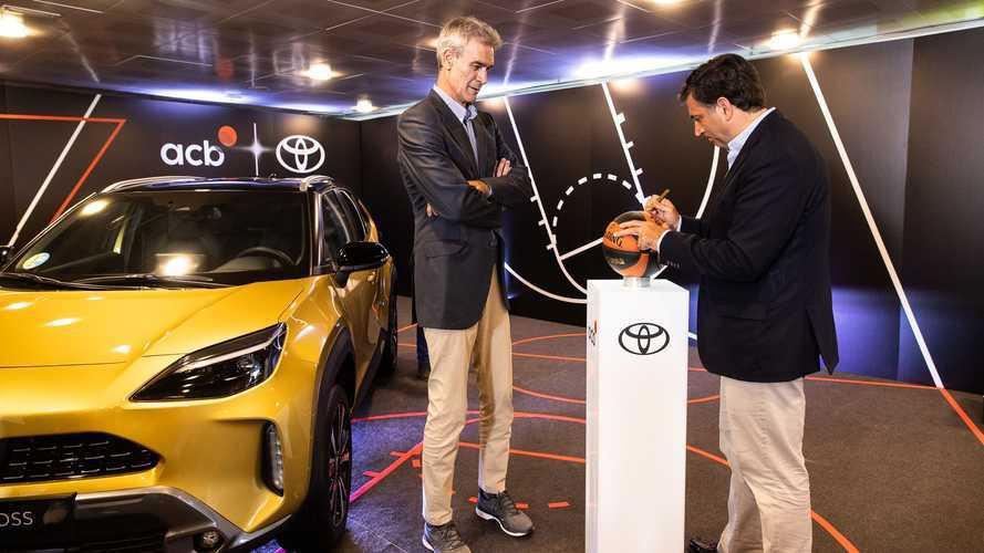 Toyota es el nuevo patrocinador de acb para la próxima temporada
