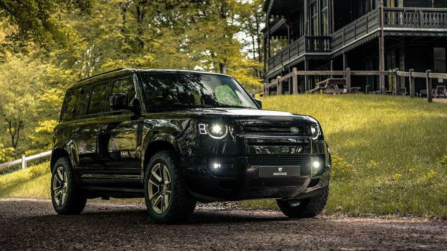 """Land Rover Defender, quella personalizzata e """"caraibica"""""""