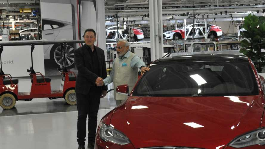 Tesla Could Start Selling Cars In India In 2021