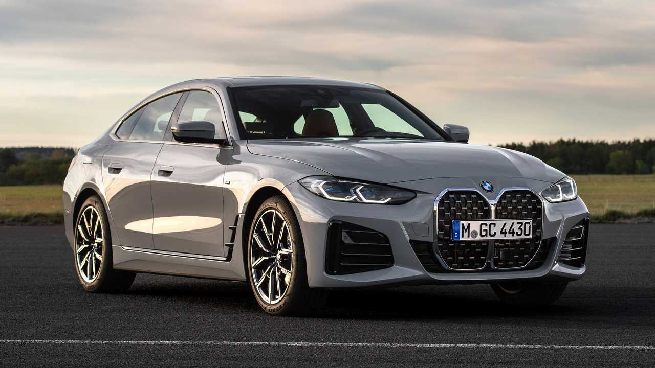 Alpina reportedly working on B4 Gran Coupe