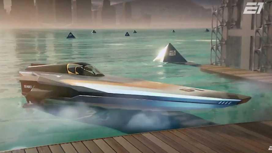 93 км/ч по воде: в 2023 году стартуют гонки электрокатеров
