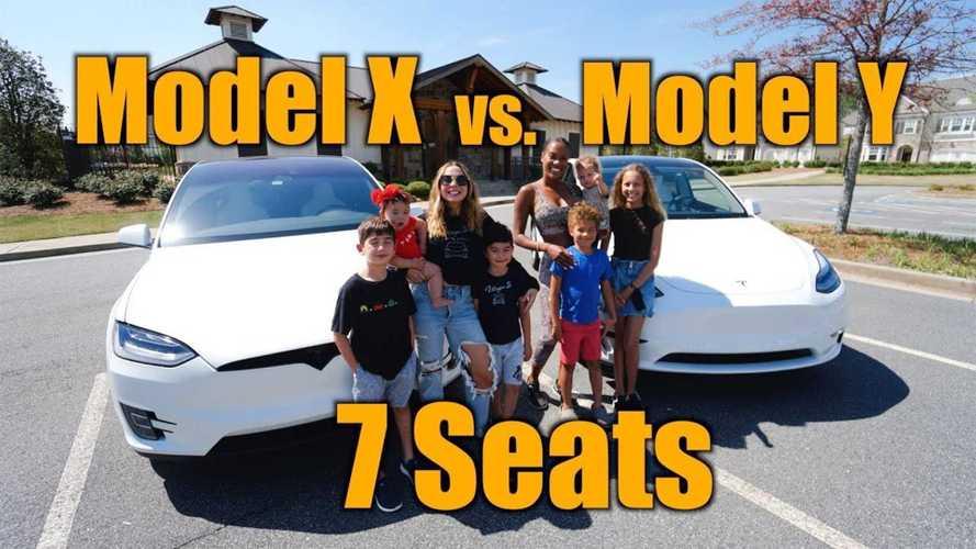 Tesla Model X Vs 7-Seat Tesla Model Y: Which Should You Buy?