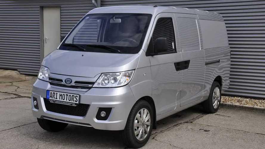 Ari 901: Elektro-Transporter mit 900 Kilo Nutzlast