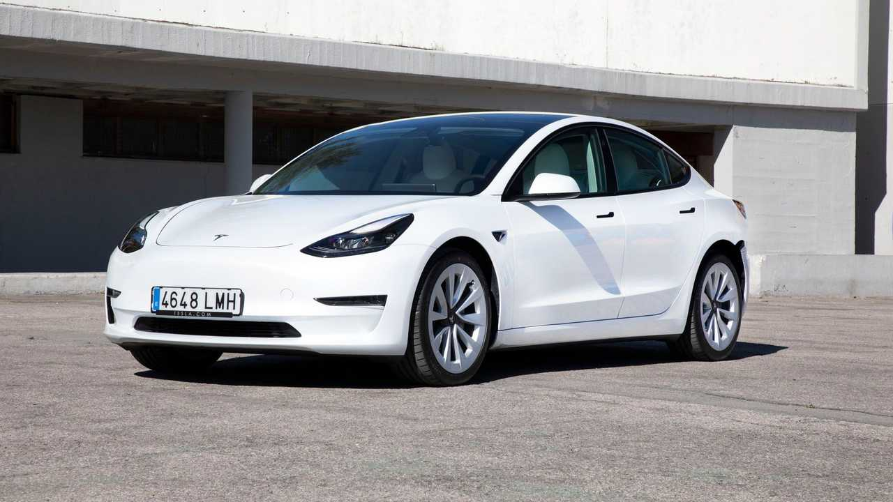 Prueba del Tesla Model 3 Long Range 2021