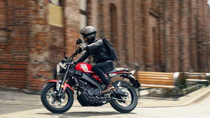 Yamaha XSR125 2021