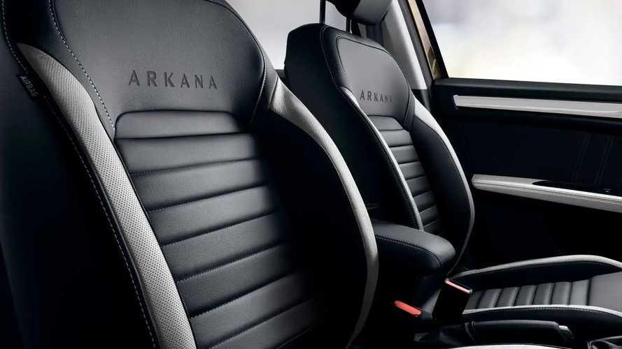 Renault Arkana получила в России топовую комплектацию Prime