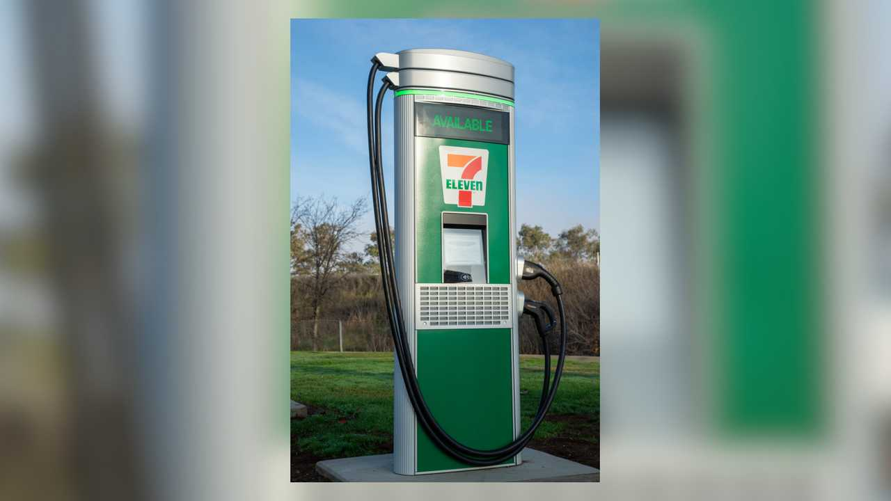 7-Eleven to roll out 500 DC fast chargers across North America