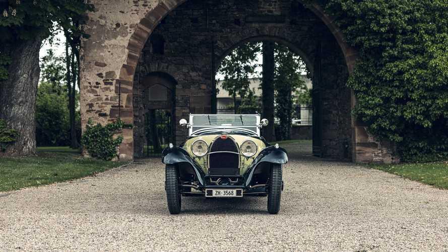 Reunión de Bugatti Super Sport
