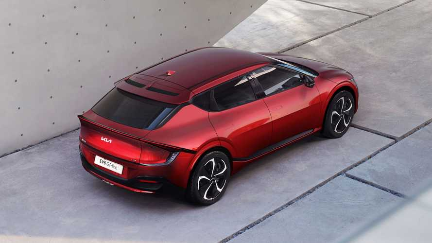 Kia Reveals Three Versions Of EV6: Announces Specs, Details