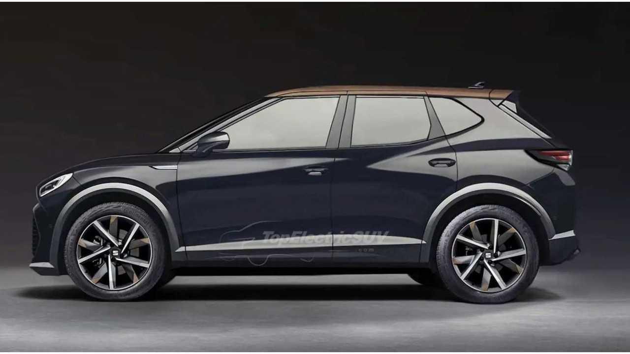 Volkswagen ID.2 pode ser um SUV elétrico