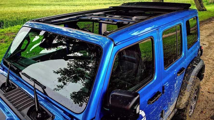 Primera prueba Jeep Wrangler 4Xe