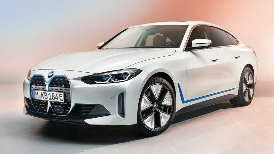 2022 BMW i4 Revealed With 523 Horsepower And 300 Miles Of Range