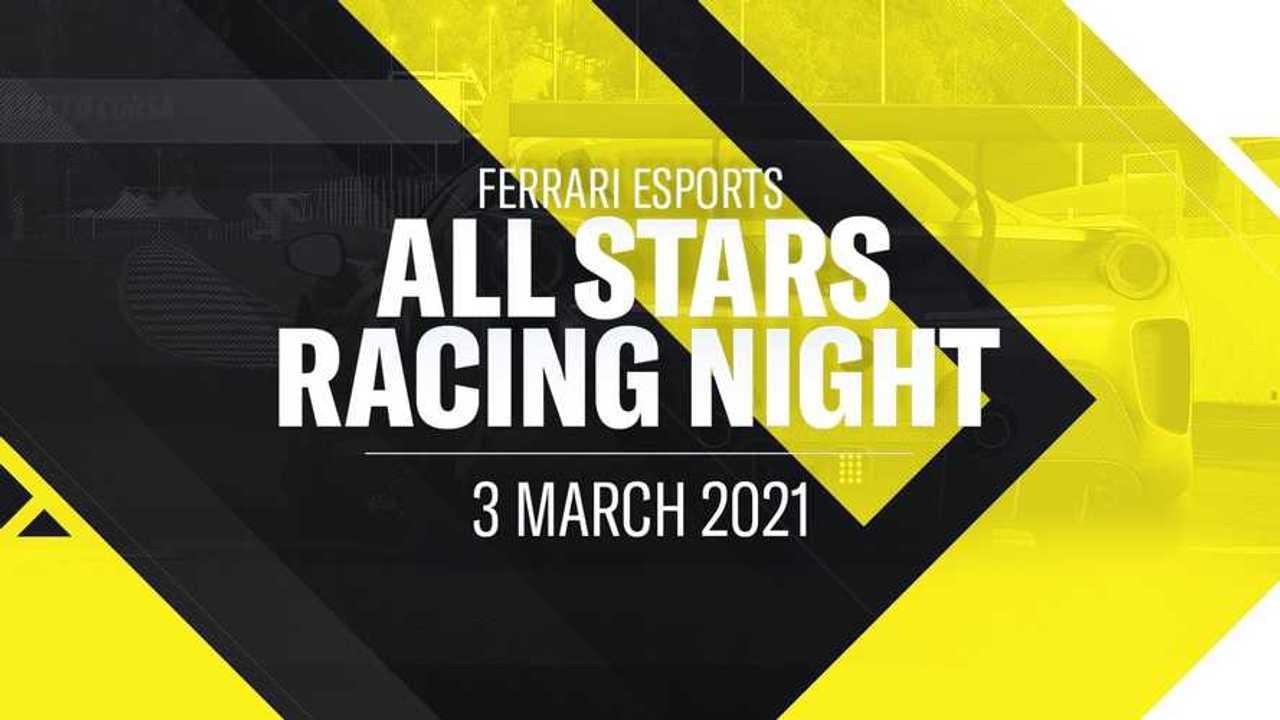 Ferrari All Stars Racing Night