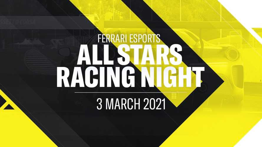 "Ferrari va organiser un événement esport ""all-star"" !"