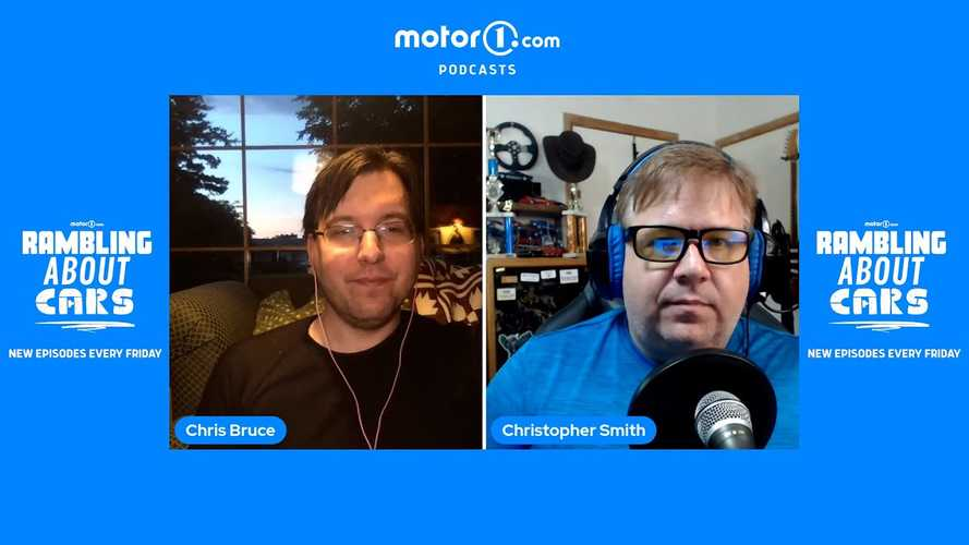 Motor1 Podcasts Is New Home For Rambling About Cars On YouTube