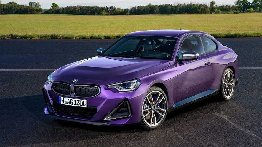 Das neue BMW 2er Coupé (2022) sieht zum Niederknien aus