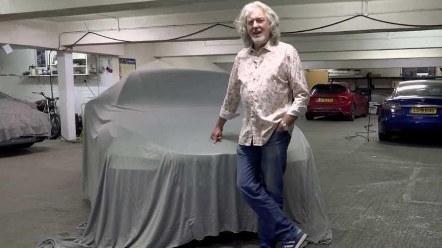 Videó: Erre az autóra cserélte a Top Gear egykori műsorvezetője Toyota Miraiját