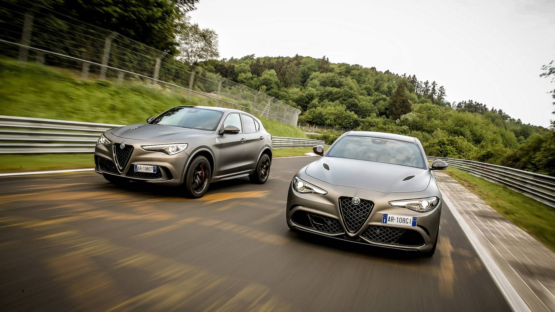 Alfa Romeo Giulia And Stelvio Diesels Get Power Boost For 2019
