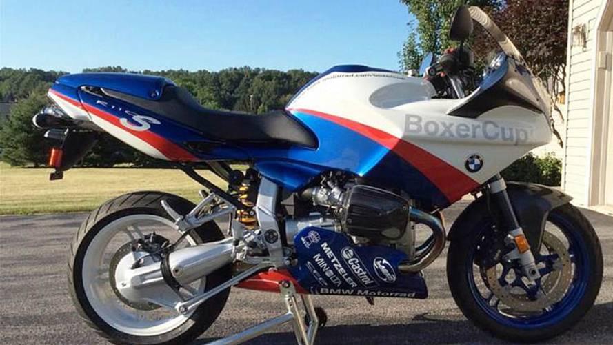 Online Find Panjo Edition - 2005 BMW BoxerCup Replika
