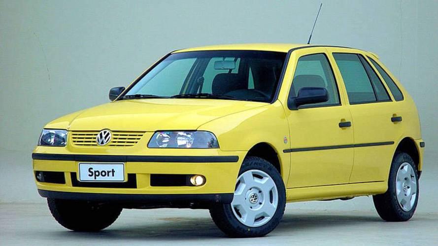Volkswagen Gol Sport 2002