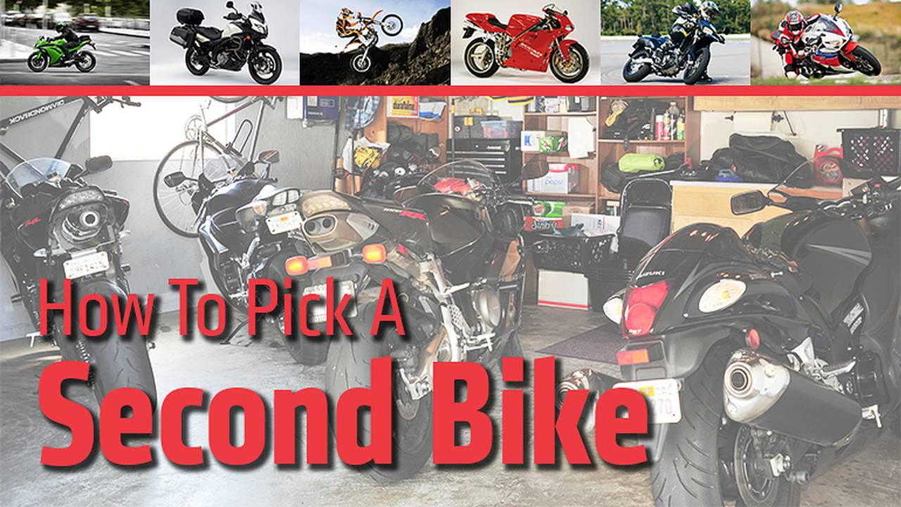 How To Pick A Second Bike