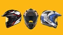top 5 dual sport helmets