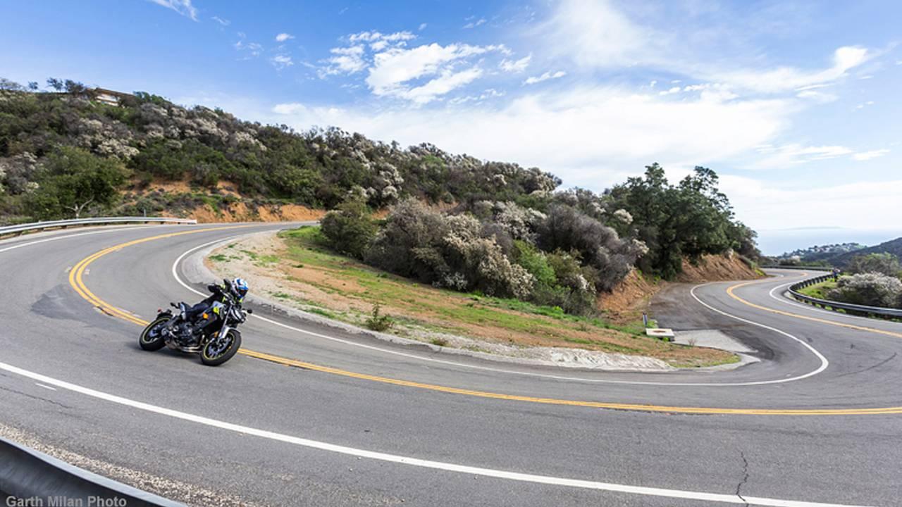Triple Your Fun With the 2017 Yamaha FZ-09