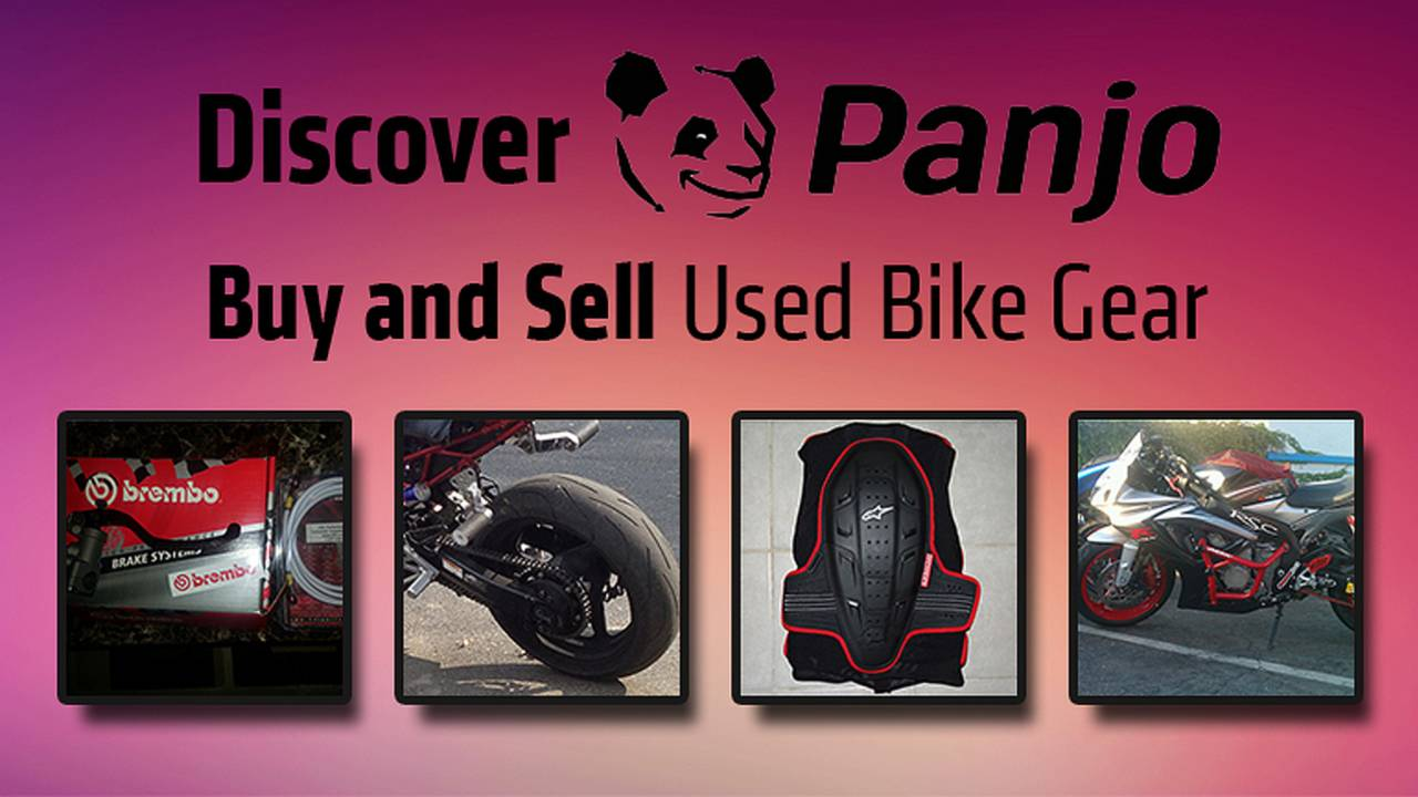 Discover Panjo – Buy and Sell Used Bike Gear