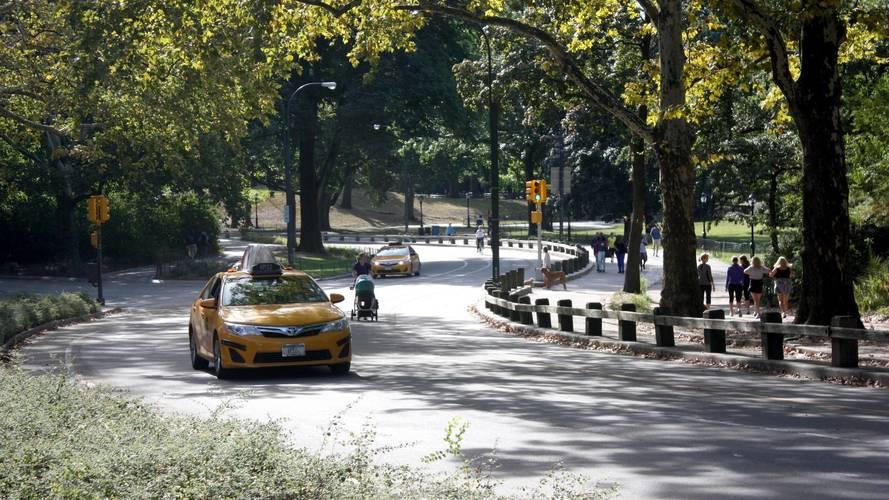 Les voitures interdites dans les rues de Central Park
