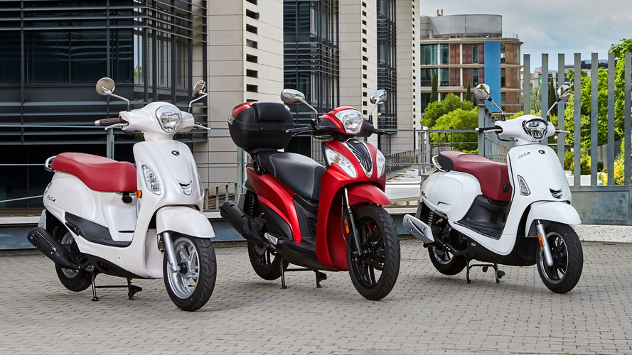 Scooter KYMCO Filly 125