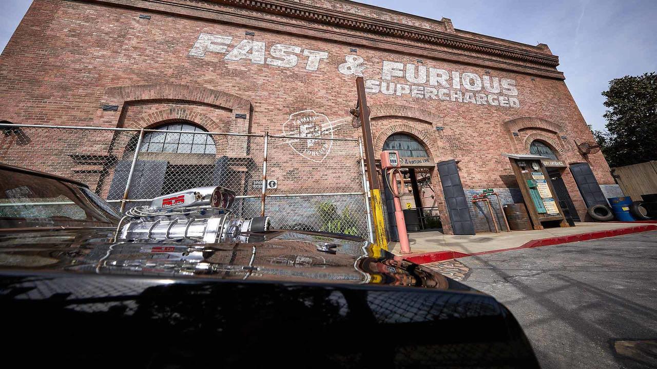 Fast & Furious: Supercharged - Universal Studios Florida