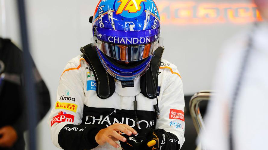Alonso deja la Fórmula 1