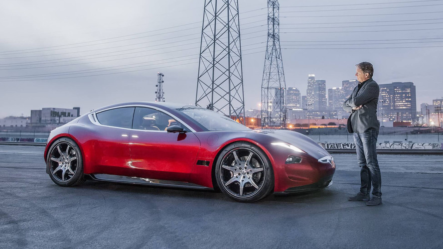 Henrik Fisker Talks EMotion, Solid-State Batteries With Us