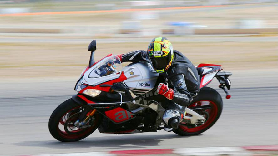 RideApart Review: Aprilia RSV4 RF Limited Edition
