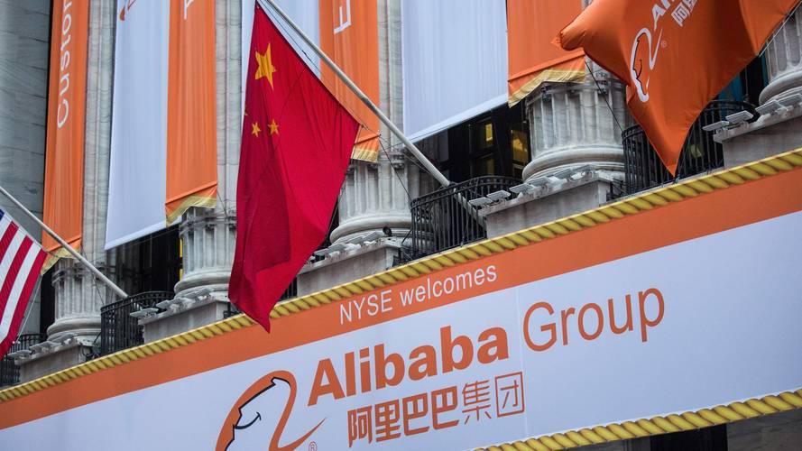 Alibaba Grubu otonom araç işine giriyor