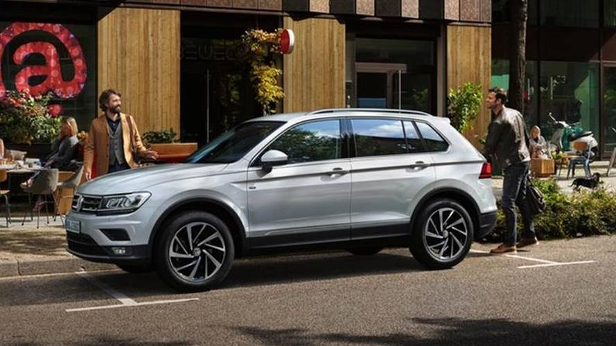 La Volkswagen Tiguan a droit à sa finition Connect