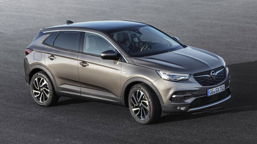Opel Grandland X Gets Thrifty 1.5-Liter Diesel From PSA